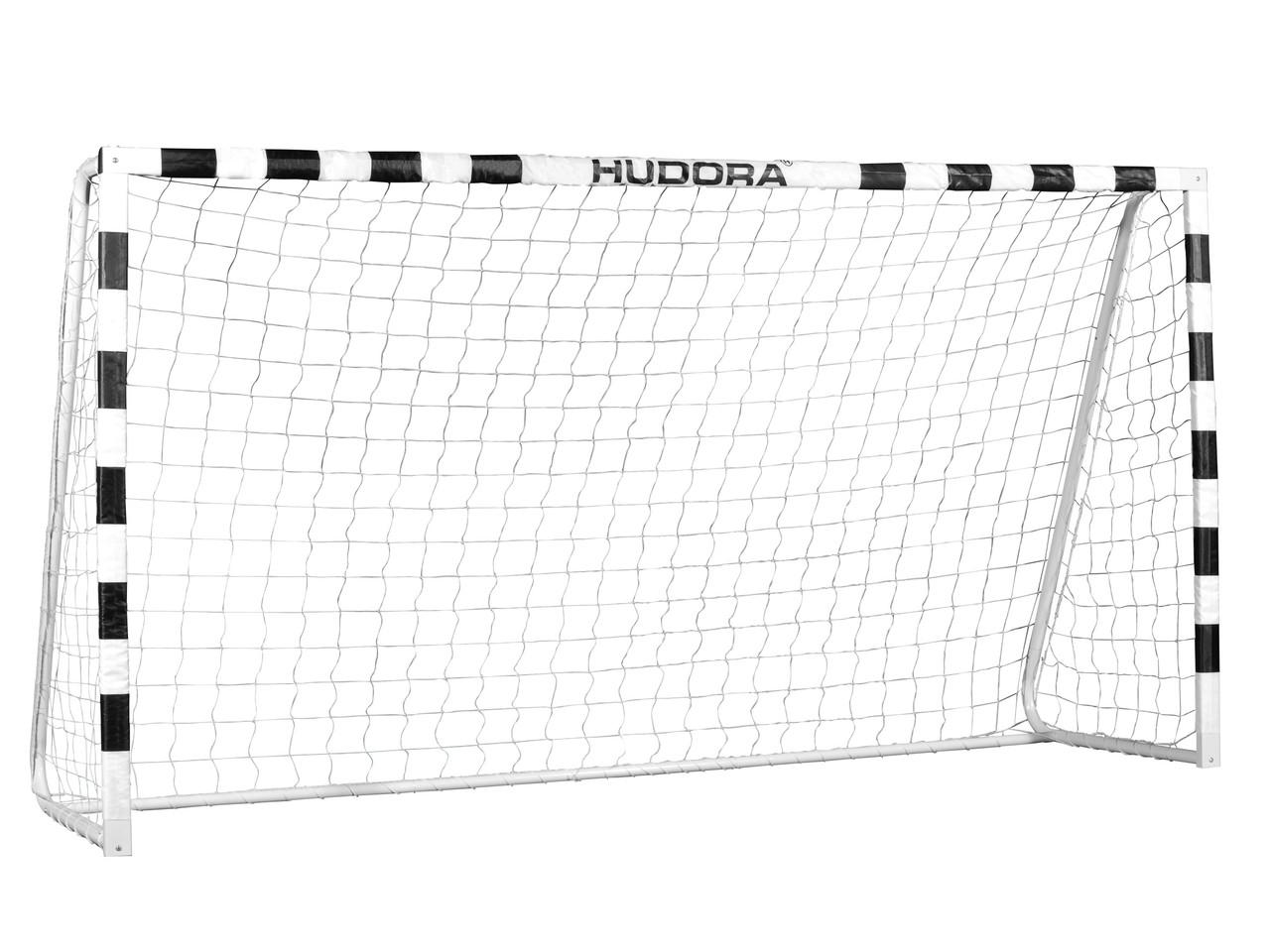 Металлические футбольные ворота Hudora Stadium 300 х 200 см