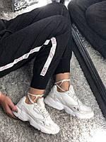 Женские Кроссовки Adidas Falcon Triple White