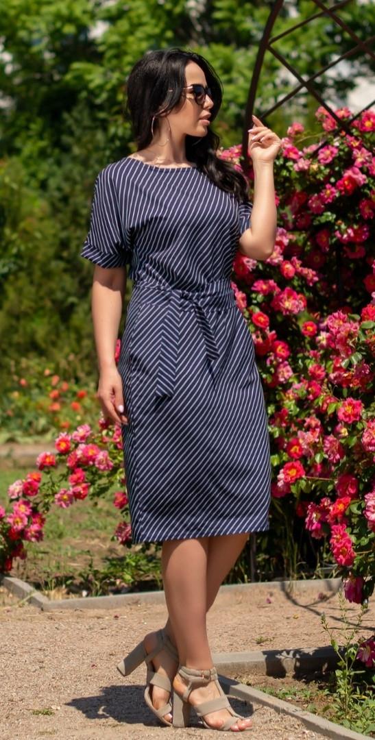 Платье женское лето силуэт
