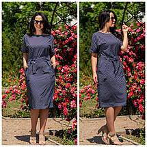 Платье женское лето силуэт, фото 3