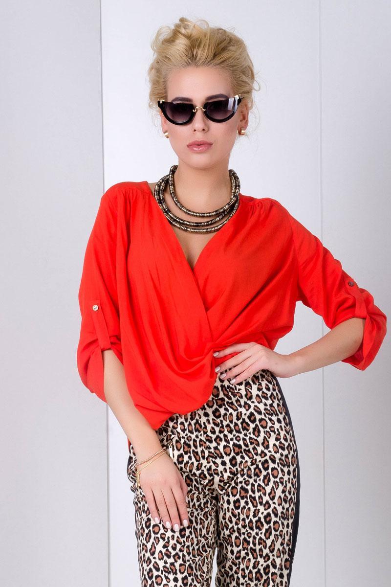 2012 блуза Шамбери, пламенный (42-44)