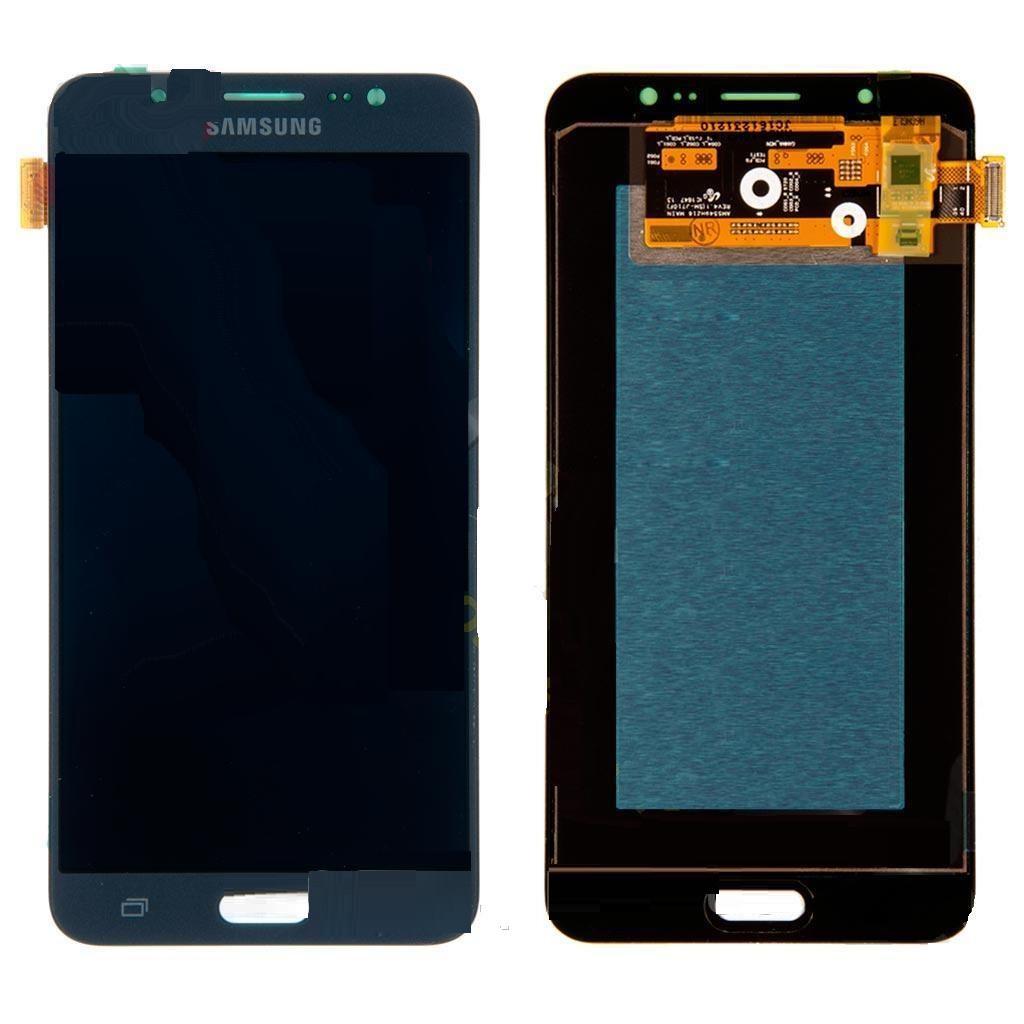 Дисплей Samsung J710F, J710H Galaxy J7 2016 OLED + сенсор чёрный