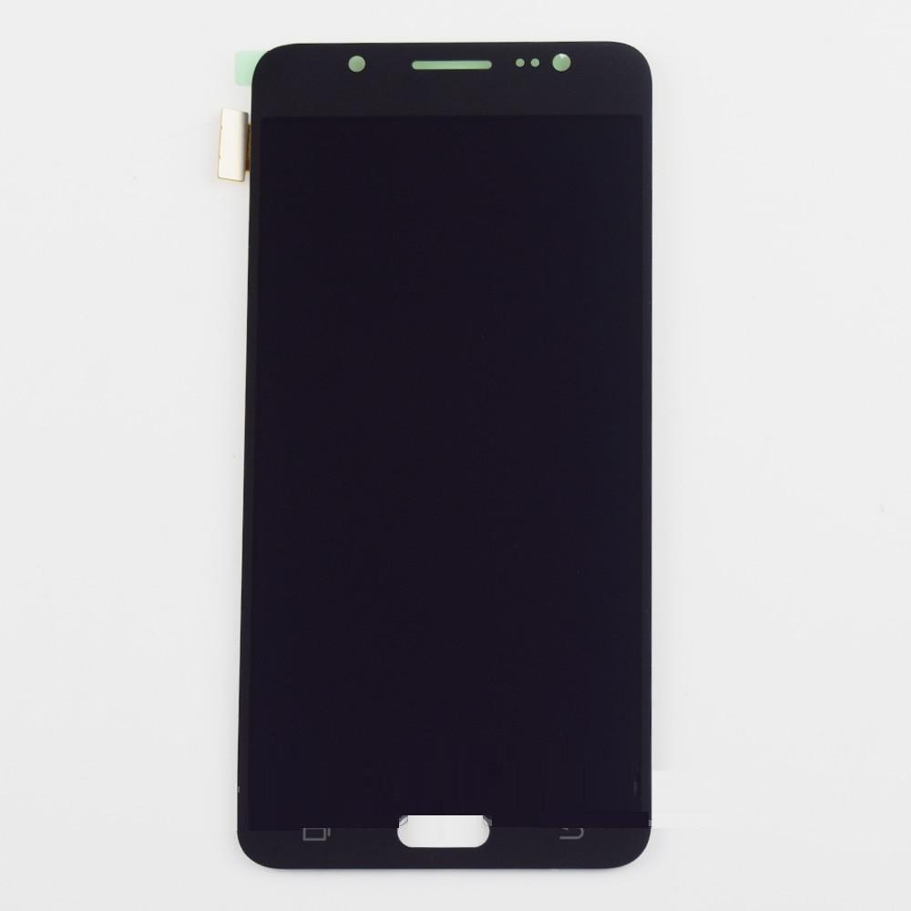 Дисплей Samsung J510F, J510H Galaxy J5 2016 TFT регулируемая подсветка + сенсор чёрный