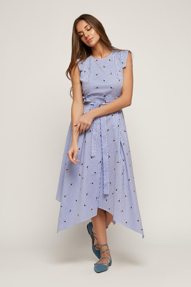 2170 платье Амур, тукан (42-44)