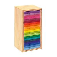 Nic Конструктор дерев'яний Будівельні пластини Вежа NIC523300 (NIC523300)