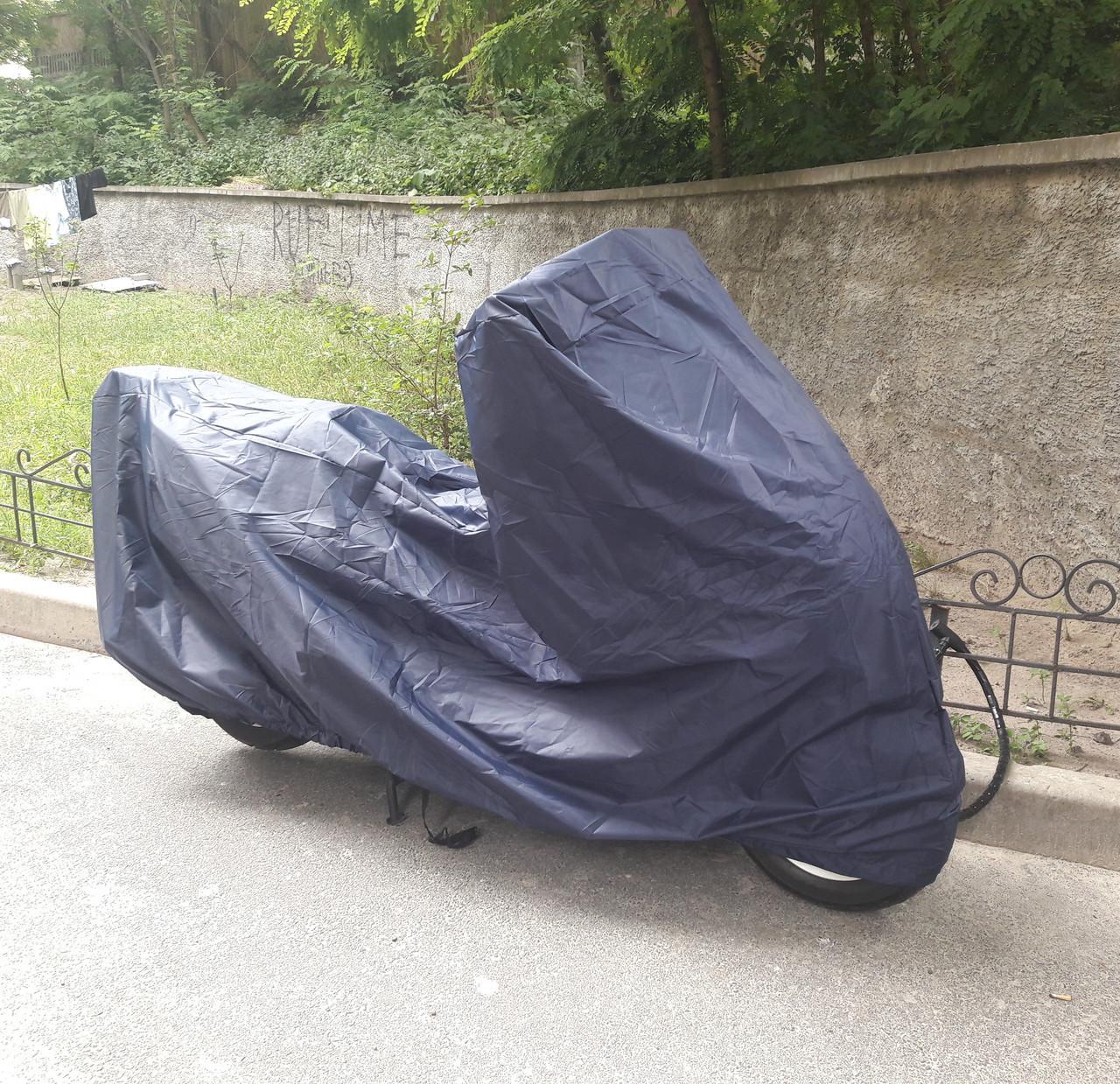 Моточехол MotoSkarb Slim размер XXL (260х100х150 см)