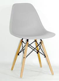 Стул Nik Eames, светло-серый