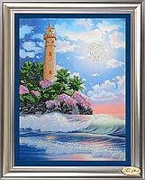 """Набор для вышивки бисером """"Тропический маяк"""""""