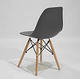 Стілець Nik Eames, темно-сірий, фото 2