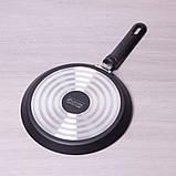 Сковорода млинна Kamille 22см з антипригарним покриттям, фото 5