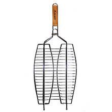 Решетка для рыбы Скаут 36*25см