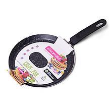 Сковорода блинная Kamille 24см с мраморным покрытием