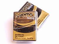 Sculpey Premo Премо (США, Полиформ), 56 г,черный 5042