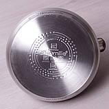 Чайник Kamille 3л из нержавеющей стали со свистком, фото 6