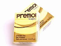 Sculpey Premo Премо (США, Полиформ), 56 г, солнечный желтый