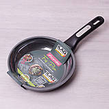 Сковорода Kamille Ø20см со сверхпрочным антипригарным покрытием ILAG из алюминия, фото 2