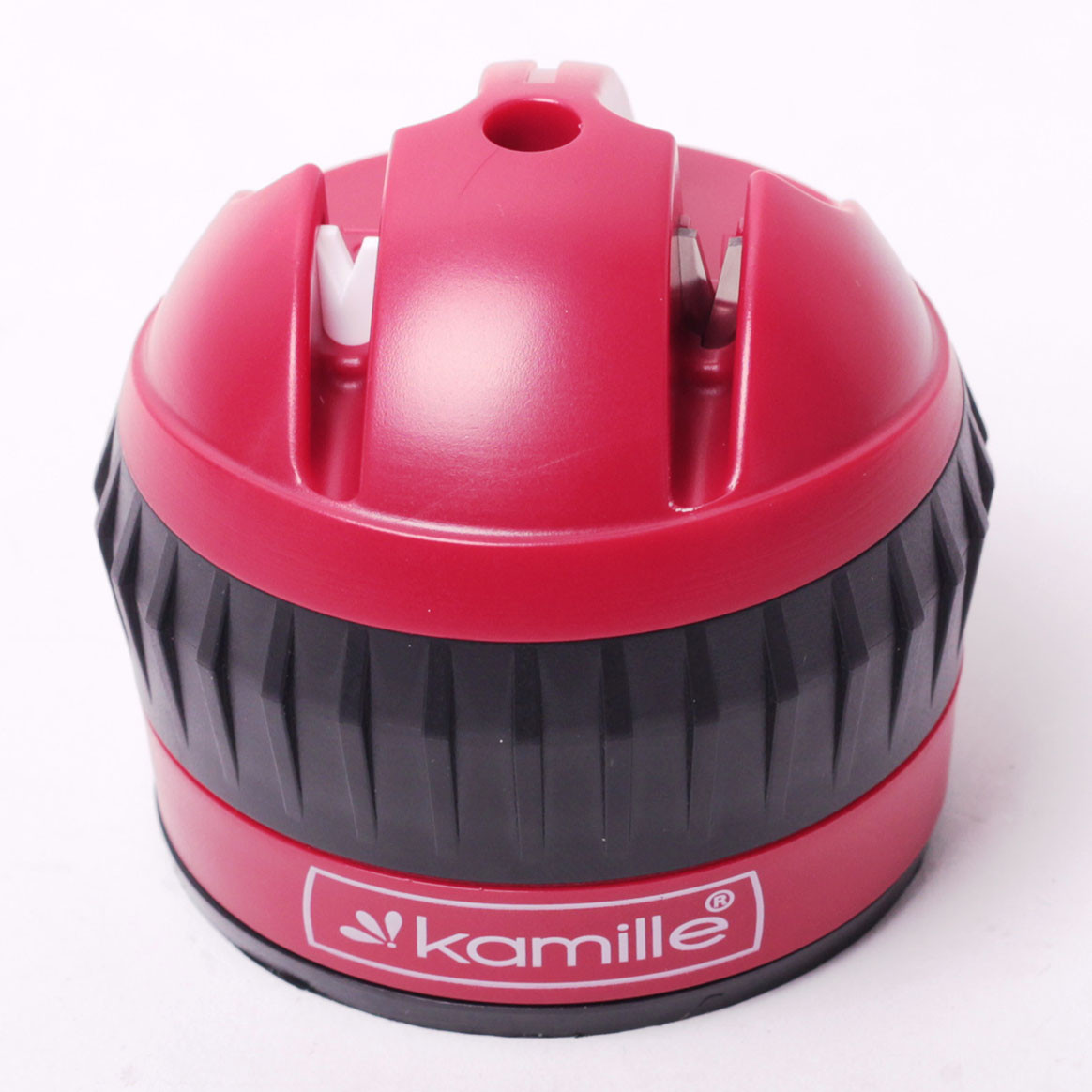 Точилка для ножей Kamille 6*6*6.5см с присоской