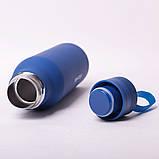 Термос-бутылка Kamille 475мл из нержавеющей стали, фото 5