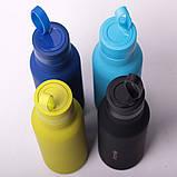 Термос-бутылка Kamille 475мл из нержавеющей стали, фото 9