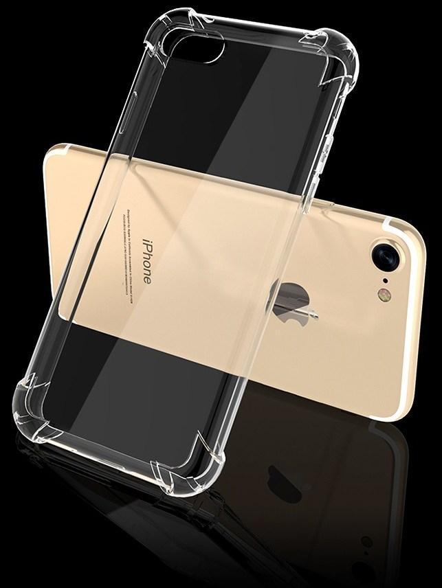 Чехол для Apple iPhone 6 Plus 6S Plus противоударный прозрачный