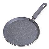 Сковорода блинная Kamille 24см с гранитным покрытием, фото 2