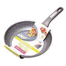 Сковорода Kamille 24см с гранитным покрытием из алюминия