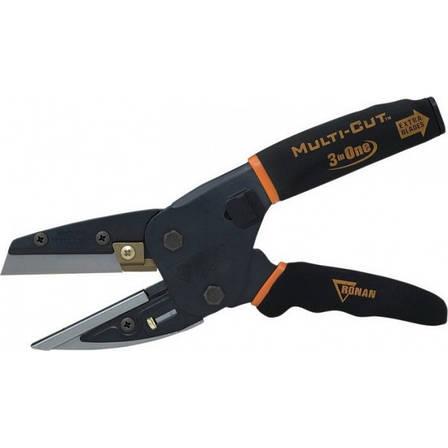 Универсальный инструмент - ножницы Multi Cut 3 в 1, фото 2