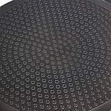Сковорода Kamille Ø26см с антипригарным покрытием Black marble из алюминия с крышкой, фото 8