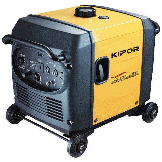 Инверторный генераторы Kipor IG3000 (3 кВт)