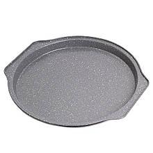 Форма для запекания пиццы  Kamille Ø29*2см из углеродистой стали