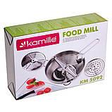 Многофункциональная мельница для пищи Kamille, фото 3
