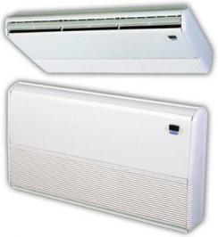 Напольно — потолочные сплит-системы R410