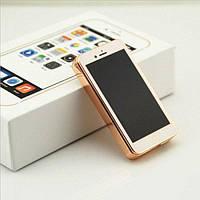Электроимпульсная Спиральная USB зажигалка Айфон/Iphone
