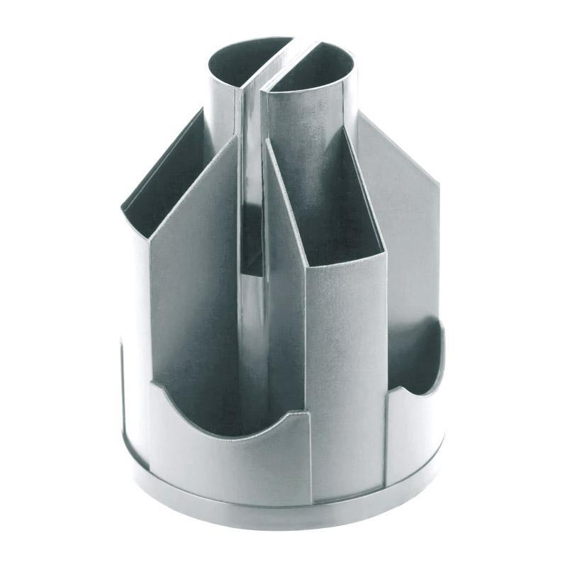 Набор настольный Axent без наполнения стандарт серый D3004-03