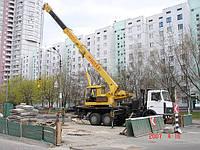 Услуги автокрана Киев Кран аренда Киев Автокран Киев аренда, фото 1