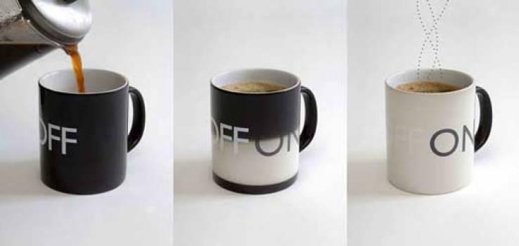 Чашка-хамелеон ON/OFF, фото 2