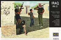 1:35 Арабское народное ополчение, Master Box 3576;[UA]:1:35 Арабское народное ополчение, Master Box 3576