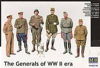 1:35 'Генералы Второй Мировой войны', Master Box 35108;[UA]:1:35 'Генералы Второй Мировой войны', Master Box