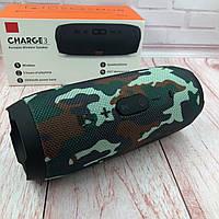 Портативная колонка Jbl Charge 3 реплика камуфляж