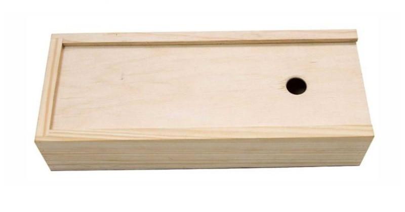 Пенал для гуаши Rosa 24,3x9,5x5,3см деревянный 4820149900575