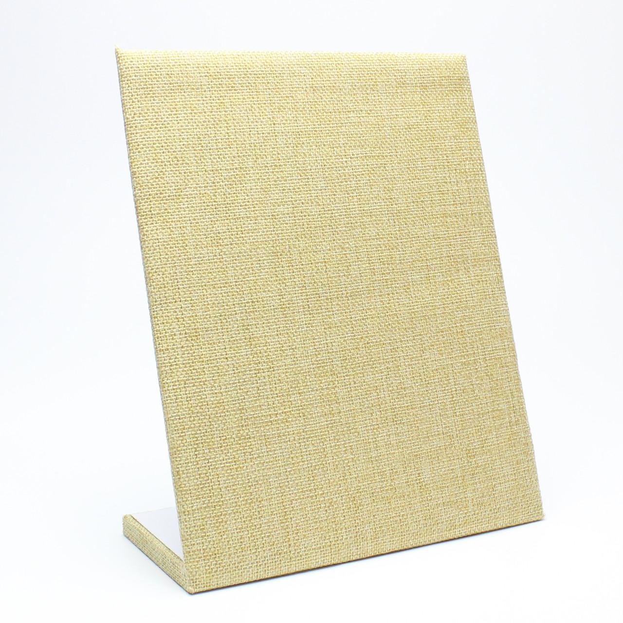 Подставка L для пусетов плетенка