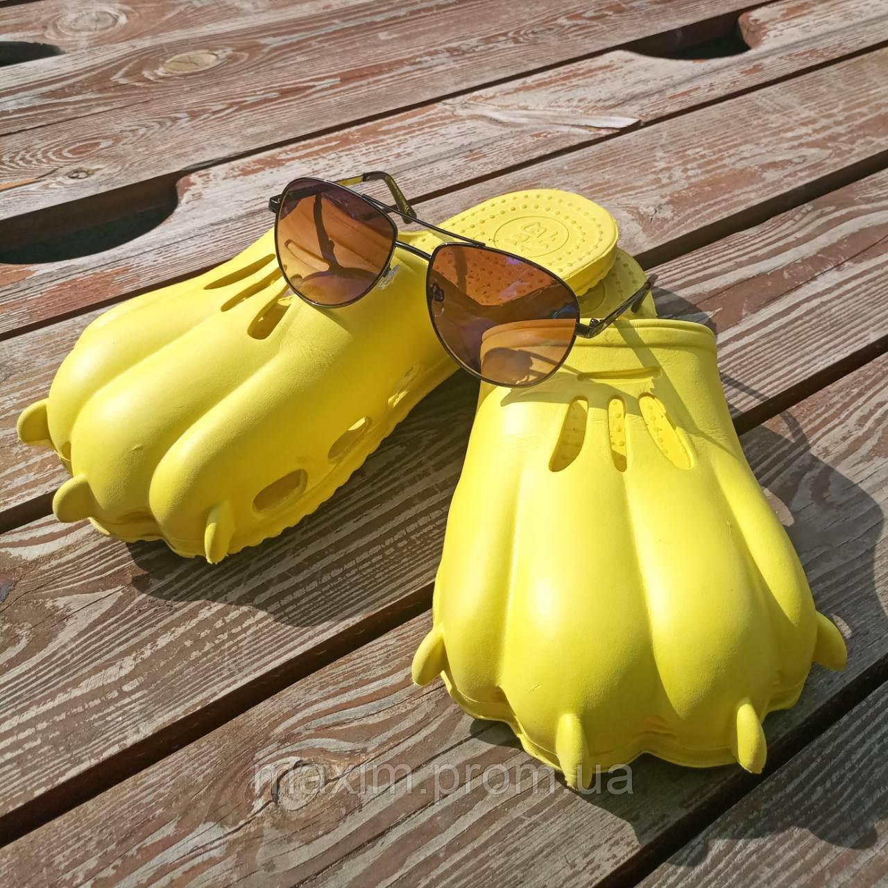 Женская и мужская летняя пляжная обувь сабо Коготь унисекс,размеры 35 - 43(европейские)