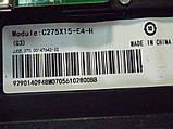 Плати від LЕD ТЕЛЕВІЗОР Bravis LED-28D1070 поблочно, в комплекті (матриця розбита)., фото 5