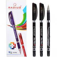 """От 12 шт. Ручка """"One Plus"""" RADIUS 12 штук, черная 778439 купить оптом в интернет магазине От 12 шт."""