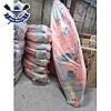 Корпусний каяк для риболовлі SF-1007 одномісний + весло, sit-on-top, HDPE-RM, сірий, 305 см, фото 4