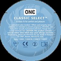 Презервативы ONE Classic Select (классические)