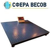 Весы платформенные ВПЕ-Центровес-0808-Э