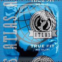 Презервативы Atlas True Fit (узкие)