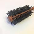 Брашинг для волос Salon Professional деревянная со щетиной 2778CP, фото 4