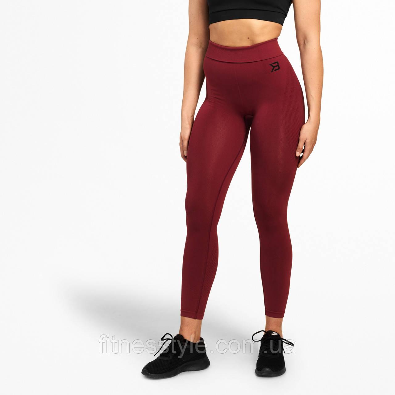 Спортивні жіночі Better Bodies Rockaway tights, Sangria Red